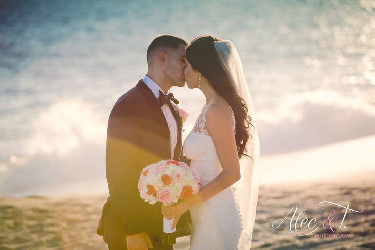 Pueblo Bonito Sunset Beach Wedding Photos- Los Cabos