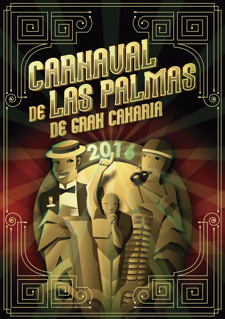 Proposal for Las Palmas de GC - Carnaval 2016 contest