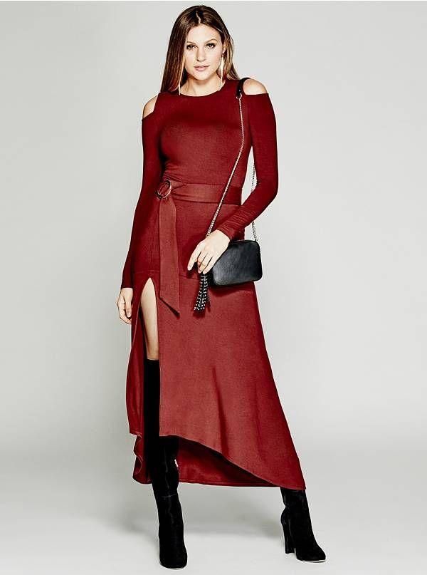 Rosella Maxi Skirt | MARCIANO.com