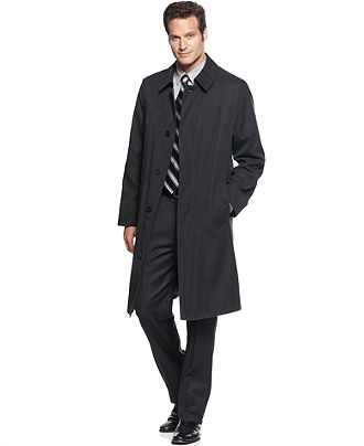 Kenneth Cole Coat, Kennedy Big and Tall Raincoat - Mens Big & Tall Coats - Macy's