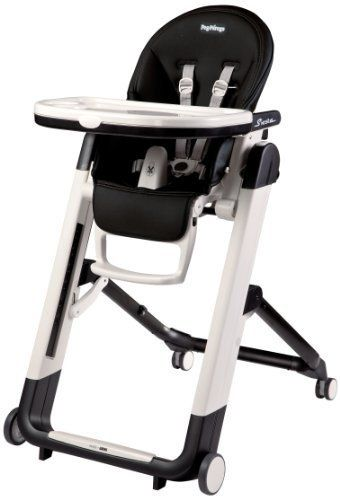 Peg Perego Siesta Highchair, Licorice by Peg Perego  http://www.babystoreshop.com/peg-perego-siesta-highchair-licorice-by-peg-perego/