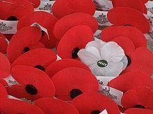 Remembrance poppy - Wikipedia, the free encyclopedia
