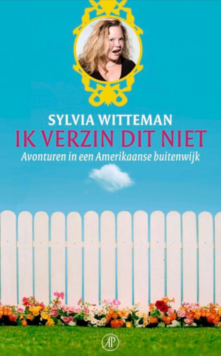 2/53 Sylvia Witteman - Ik verzin dit niet. Verzameling columns die eerder in de Volkskrant verschenen. Heel leuk boek, leest lekker weg!