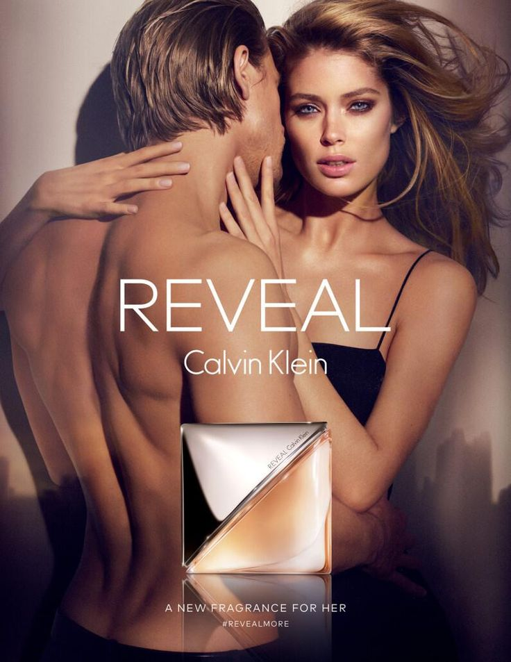 Calvin Klein Reveal Campaign F/W 2014   Doutzen Kroes and Charlie Hunnam