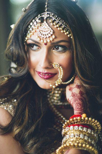 statement bridal jewellery, bridal mathapatti, bridal nath, big nath, statement…