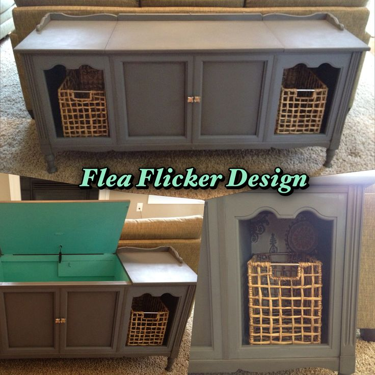about Vintage Stereo Cabinet Makeovers on Pinterest | Stereo Cabinet ...