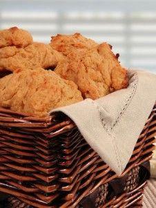 Vegan Sweet Potato Biscuits   Vegan--Breads & Pizza   Pinterest