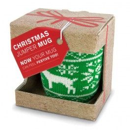 Christmas Jumper Mug - Available from www.itsmagic.ie