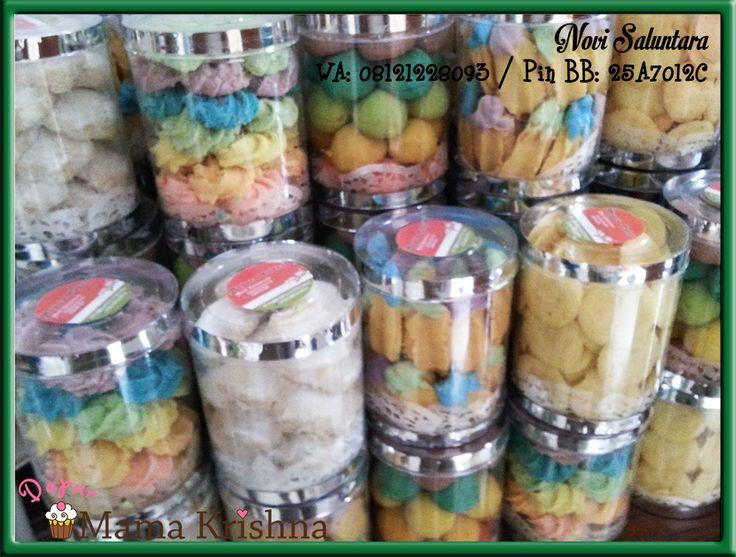 Aneka Cookies in Jar ^_^