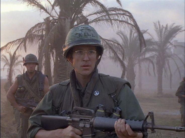 """Full Metal Jacket""  Dir: Stanley Kubrick  DoP: Douglas Milsome  Year: 1987"