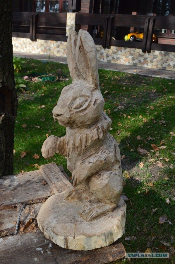 Best chainsaw carvings images on pinterest