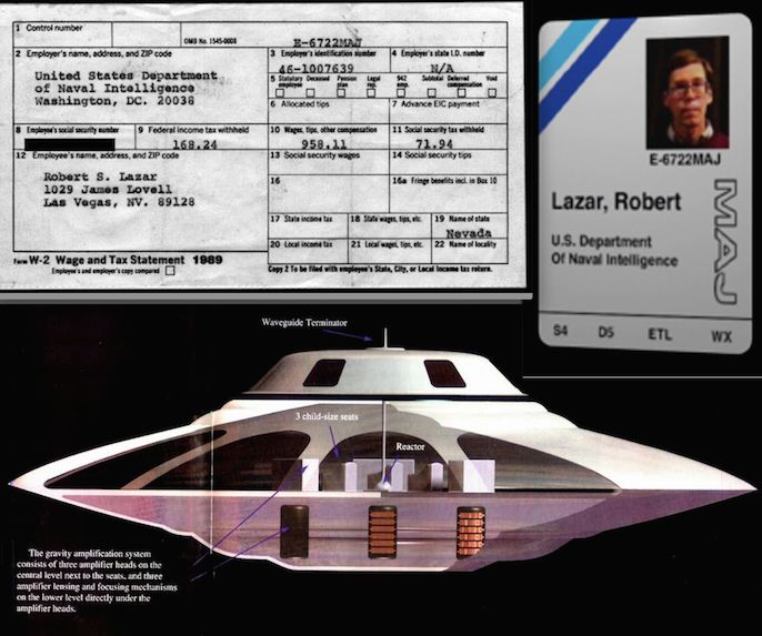 UFO SIGHTINGS DAILY: Bob Lazar Area 51/S4 Employee Speaks Out After 25 Years (MAY 2014)