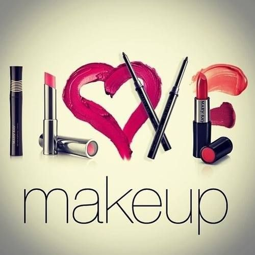 Image result for i love makeup pictures