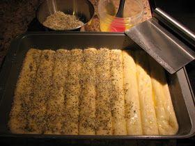 One Simple Way....: Pizza Hut Breadsticks Copycat