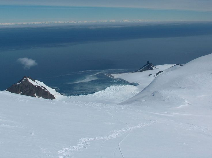 Bransfield Strait in Antarctica   - Explore the World with Travel Nerd Nici, one Country at a Time. http://TravelNerdNici.com