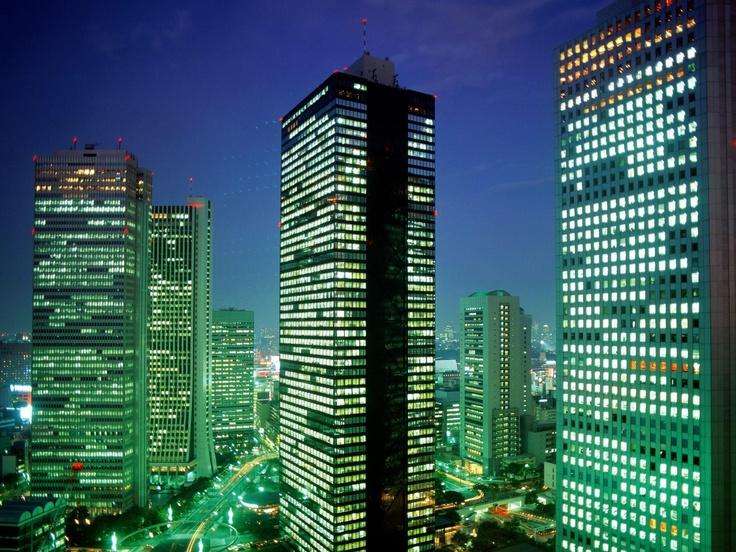 Shinjuku District, Tokyo, Japan | Japan: city life | Pinterest ...