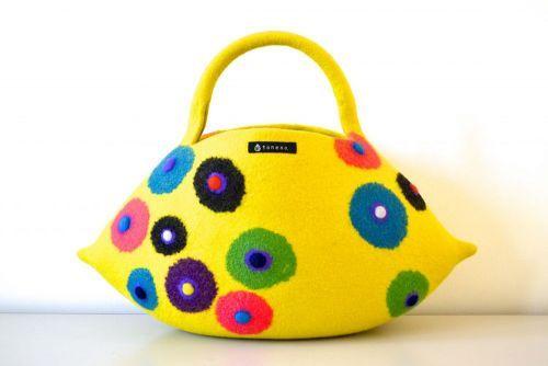 Felt art ::taneno.:: - Gallery > bags