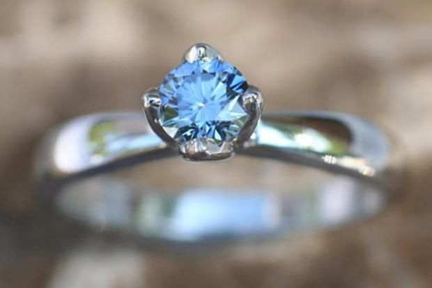 Human life is finite, but diamonds are forever. The memorial jewelry company LifeGem uses carbon from cremains to create diamonds of assorted cuts, colors, clarity, and carats. The gems can be used to make various pieces of jewelry, but we're thinking an engagement ring might be a little creepy.