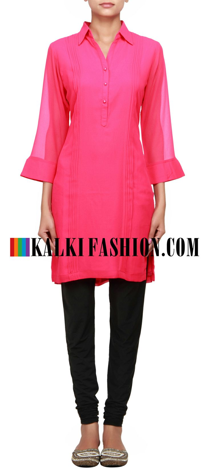 Take xl pink  silk shirt and remove hands and adjust the shoulders to your size and add pink netted cloth and add as hands and attach leftover pink cloth to the bottom of hands.