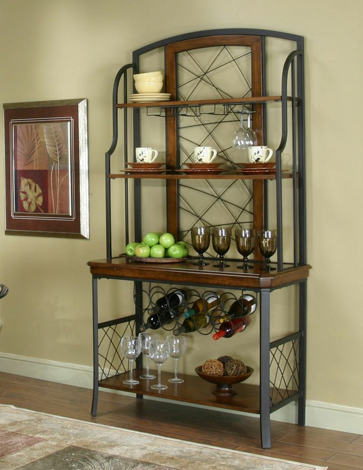 17 Best Images About Decorative Baker S Racks On Pinterest