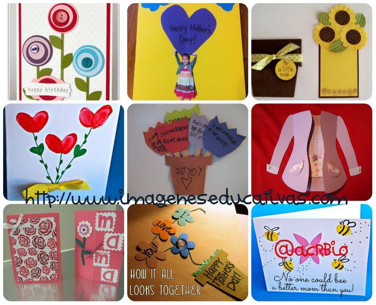Tarjeta Día de la Madre Collage2