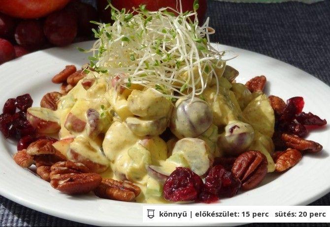 Koronázási saláta