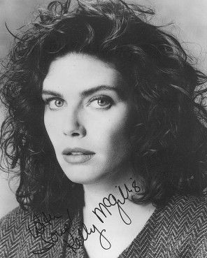 Kelly McGillis - (1957-  ) Film actress who has retired and is teaching acting in Asheville, NC.
