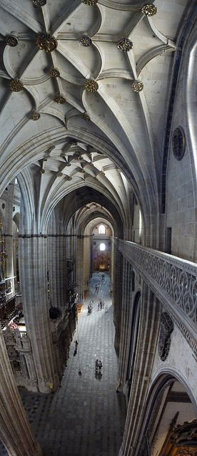 Catedral de Salamanca.