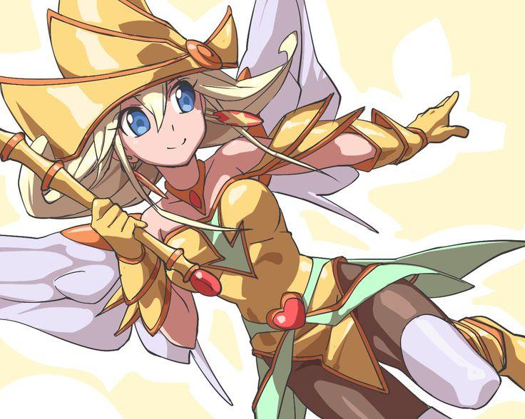 Lemon Magician Girl