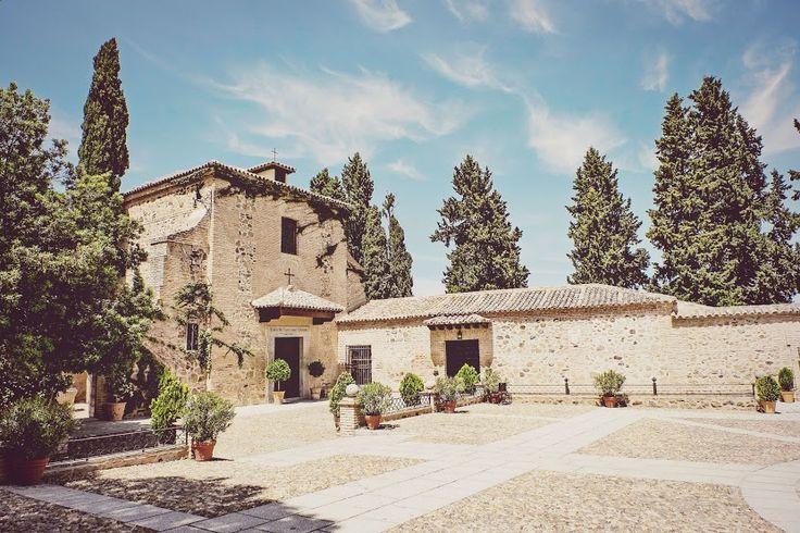Plaza Ermita - #Cigarral del Ángel - #BodasToledo