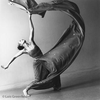 Carmen de Lavallade. from: Janet Collins Archives - Soul Train. Photo: Lois Greenfield