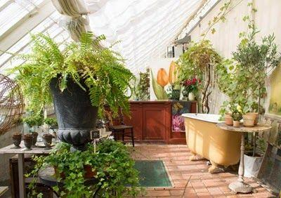 Överjärva växthus, kopia, + bygg en naturlig pergola.