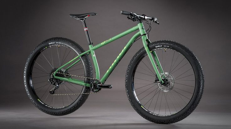 The Mountain Bike You Want: Niner's IMBA ROS9+ Niner launches a steel 29+ mountain bike and auctions nine special editions to benefit trail...