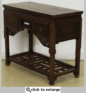 Antique Asian Desk