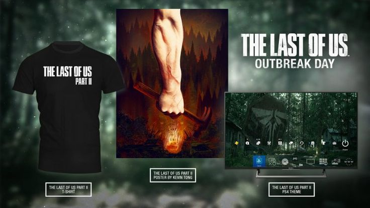 The Last of Us: Outbreak Day 2017 – New Poster, PS4 System Theme, and More – PlayStation.Blog