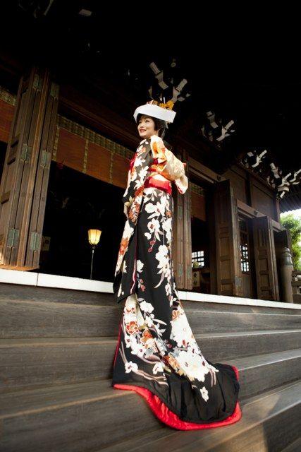 浅草 中清|結婚式場写真「伝統の黒引きと角隠しで華やかに」 【みんなのウェディング】