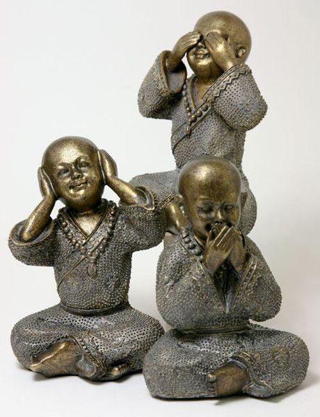 Kindermonniken, <br />horen, zien en zwijgen* bij Crystal Temptation in Venlo