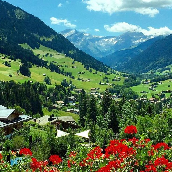 Gstaad - Switzerland