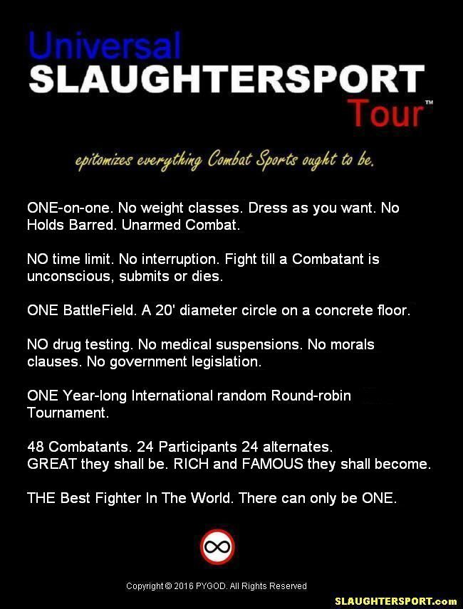 STRENGTH FIGHTER™: Create an MMA organization