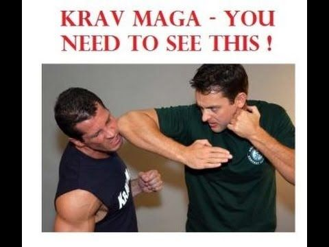 Krav maga training for beginners a to z ( 40 minute) - YouTube