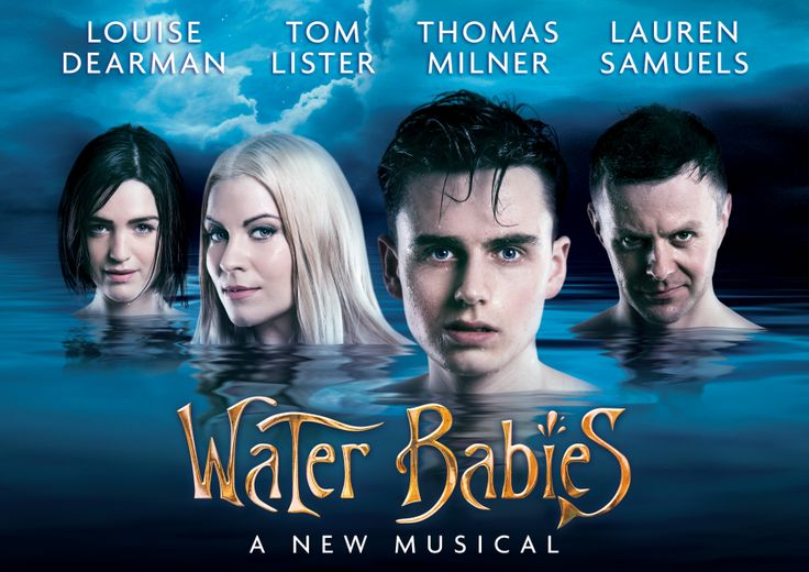 Water Babies is the latest musical to premier at Leicester's Curve Theatre