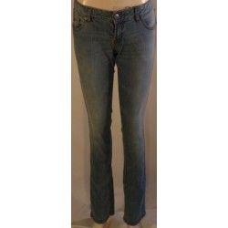 Piazza Italia dámské džíny modré S