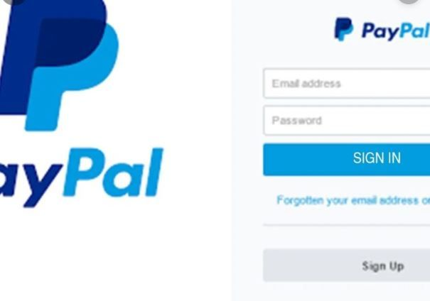 Paypal Email Address Change Of Address Credit Card Application