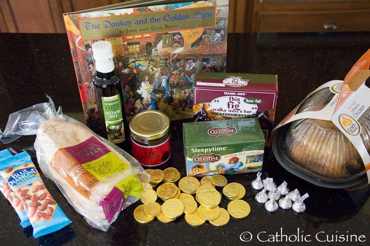 Catholic Cuisine: A Lenten Dinner on Holy Thursday