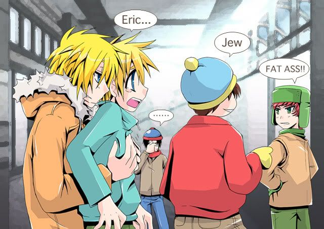 Anime South Park Butters And Kenny 22947 Loadtve