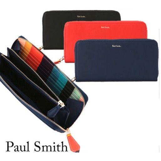 Paul Smith ポールスミスの長財布。
