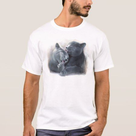 British Shorthair T-Shirt - tap, personalize, buy right now!