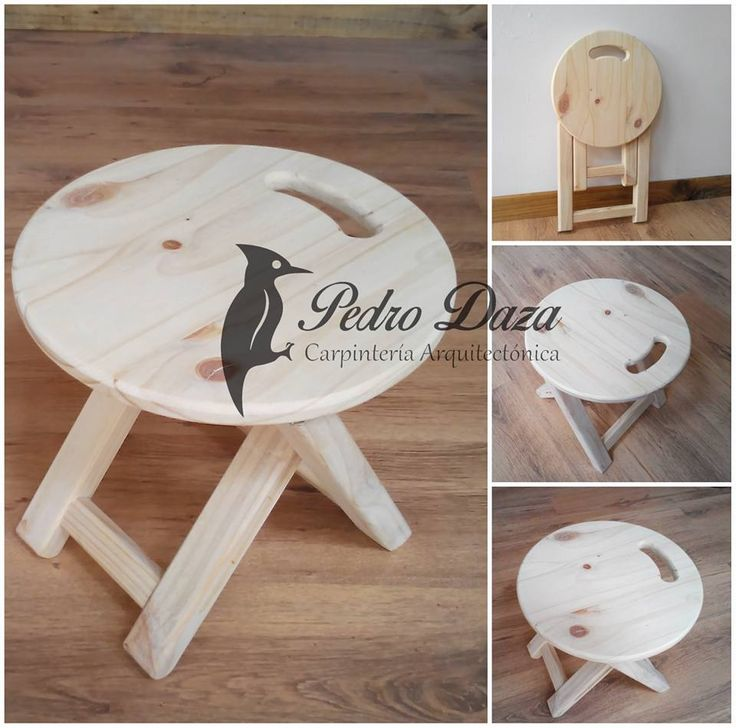 17 mejores ideas sobre sillas de madera plegables en - Altura para ir sin silla en el coche ...