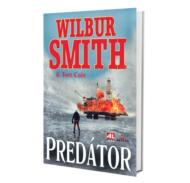 PREDÁTOR -  Wilbur Smith román pro muže https://www.alpress.cz/predator/