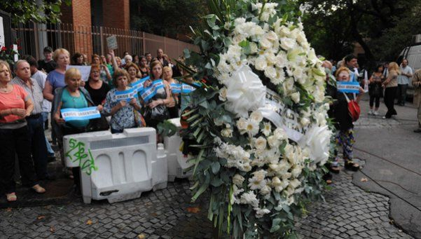 Hoy inhumarán los restos del fiscal Alberto Nisman